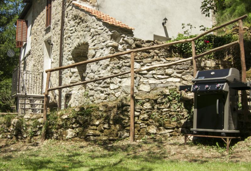 The barbecue garden