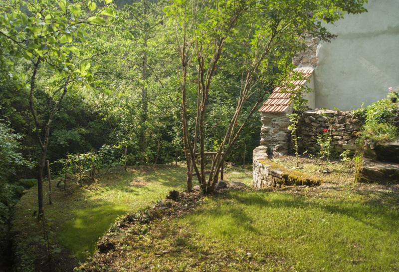 Il relax garden e il barbecue garden